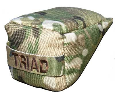TRIAD Rear Bag Shooting Rest