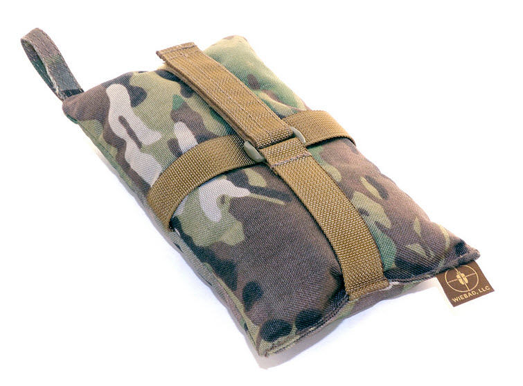Wiebad Competition Bag Berry Bag Shooting Rest Rear Bag