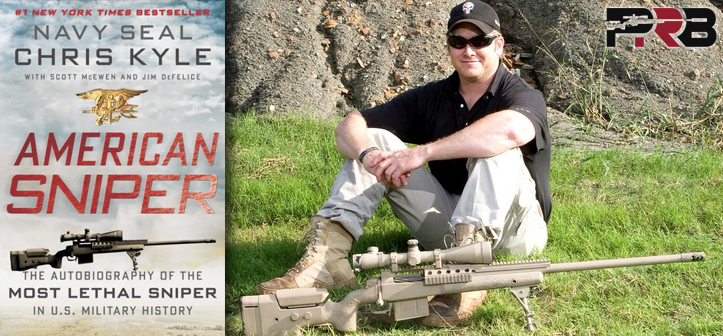 what rifle did chris kyle use