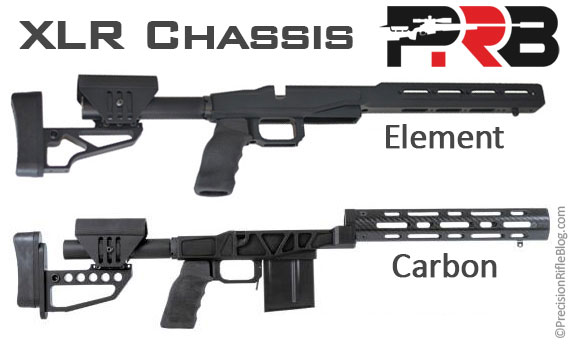 XLR Chassis Element Carbon