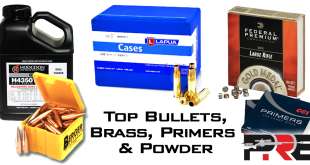 Best Bullets Primers Brass and Powder