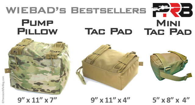 Wiebad Shooting Bags