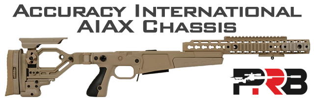Accuracy International AIAX Chassis