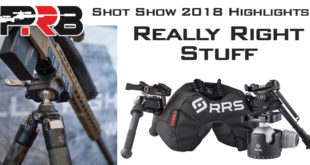 Really Right Stuff SHOT Show 2018